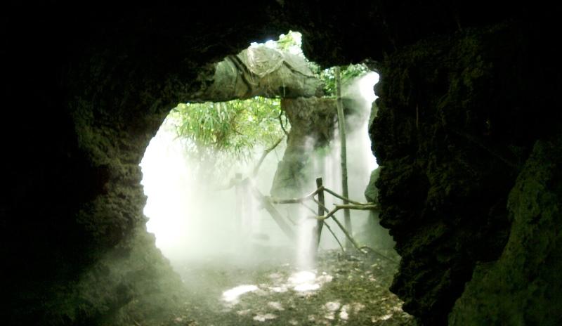 Tunnel ins Licht