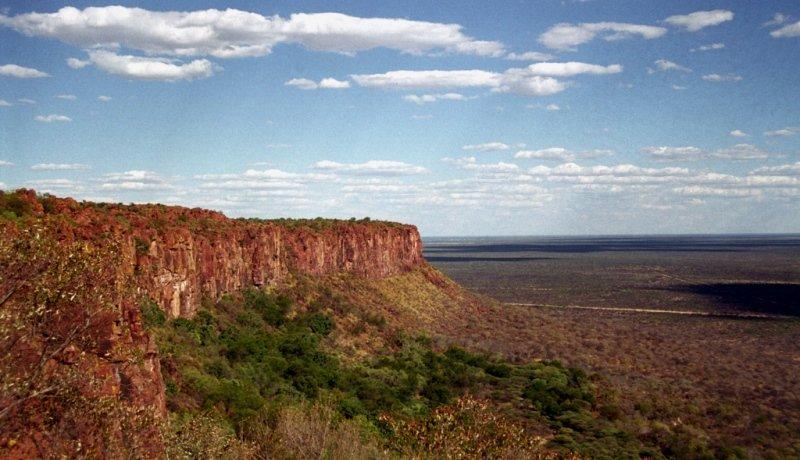 Landschaft in Namibia