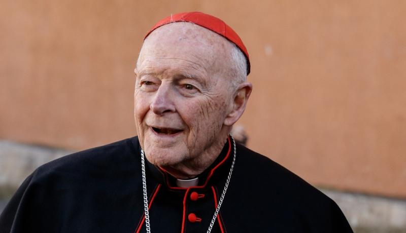 Ehemaliger US-Kardinal McCarrick