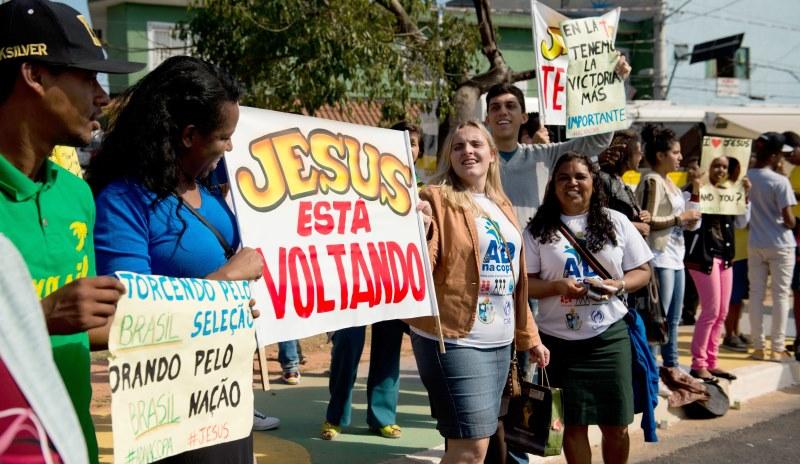 Pfingstkirchliche Bewegung