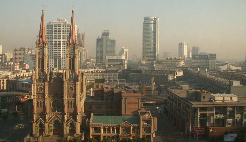 Kirche in China/ Ningbo