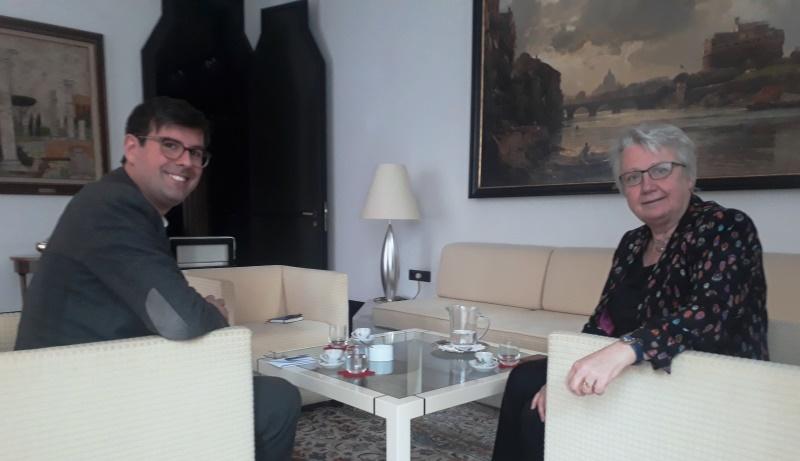 Interview mit Annette Schavan