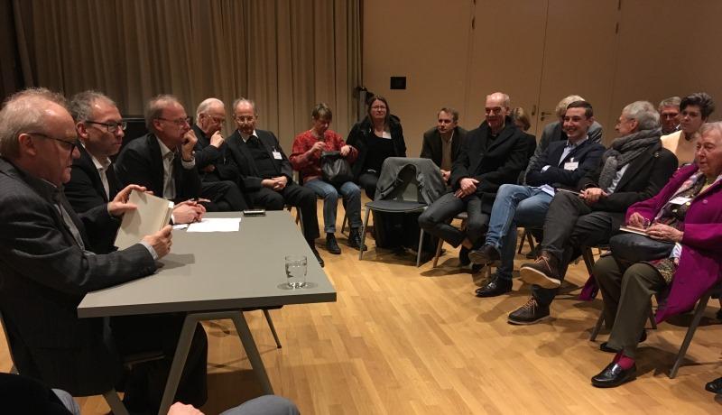 Werkstattgespräch von Bischöfen und ZdK