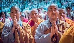 Vietnamesische Buddhistinnen