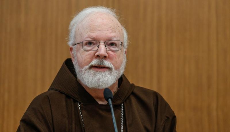 Kardinal Sean Patrick O'Malley, Erzbischof von Boston und Vorsitzender der päpstlichen Kinderschutzkommission