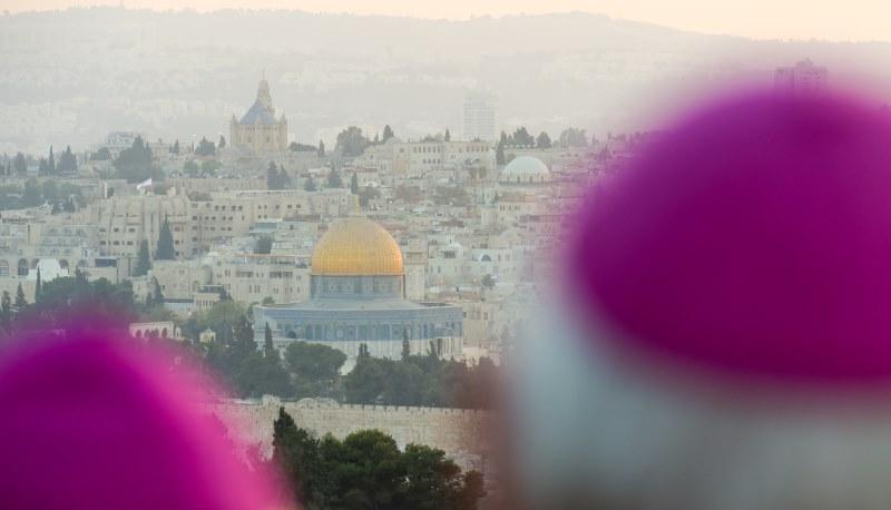 Bischöfe in Jerusalem