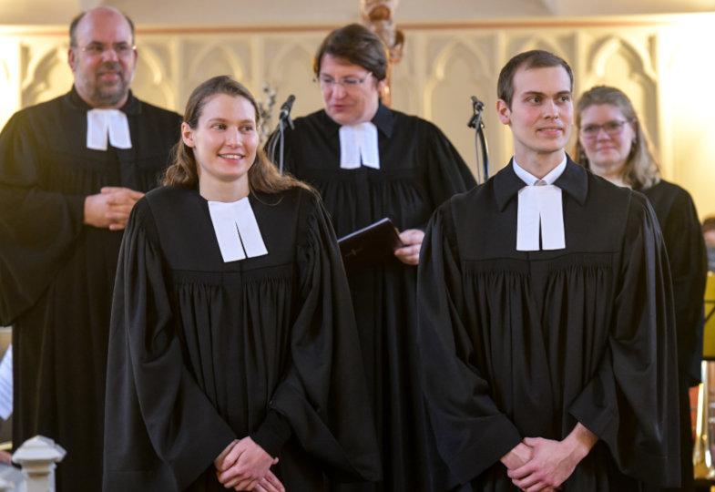 Nachwuchs gesucht - Pfarrermangel