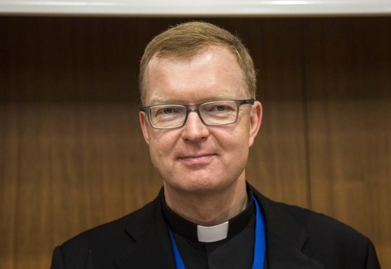 Hans Zollner der päpstlichen Kinderschutzkommission