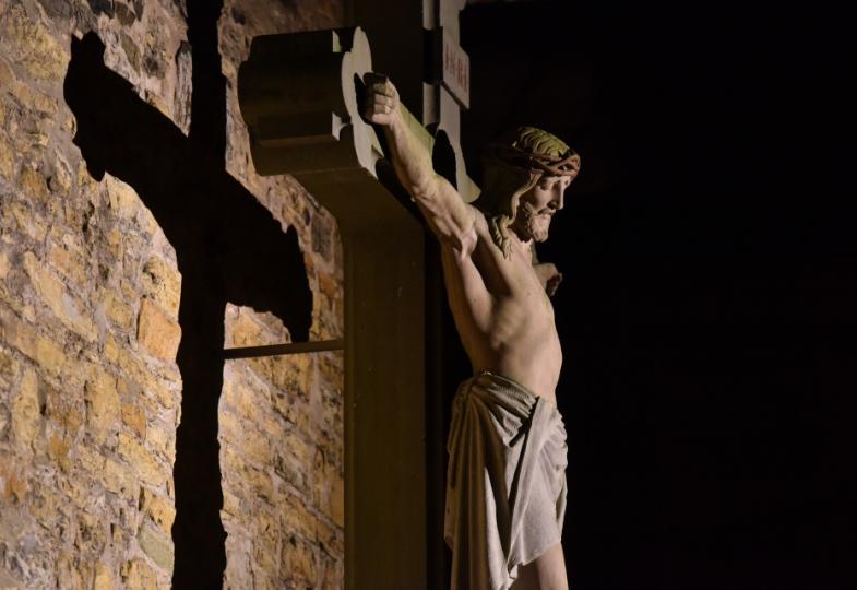 Christus am Kreuz