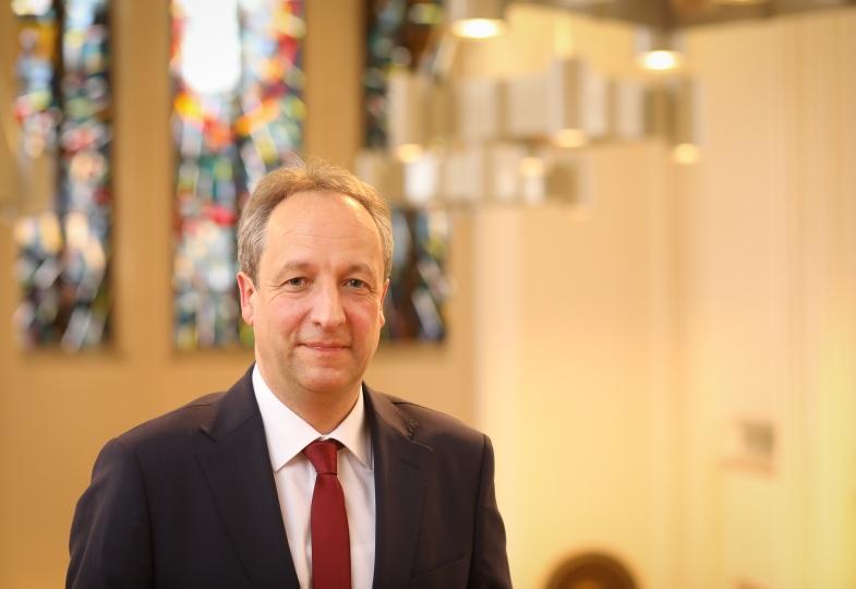 Der evangelische Bischof Christian Stäblein.