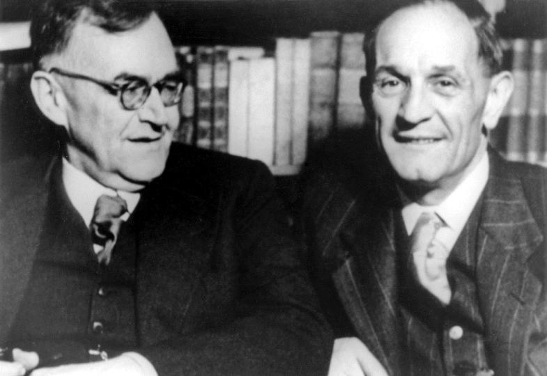 Karl Barth und Martin Niemöller