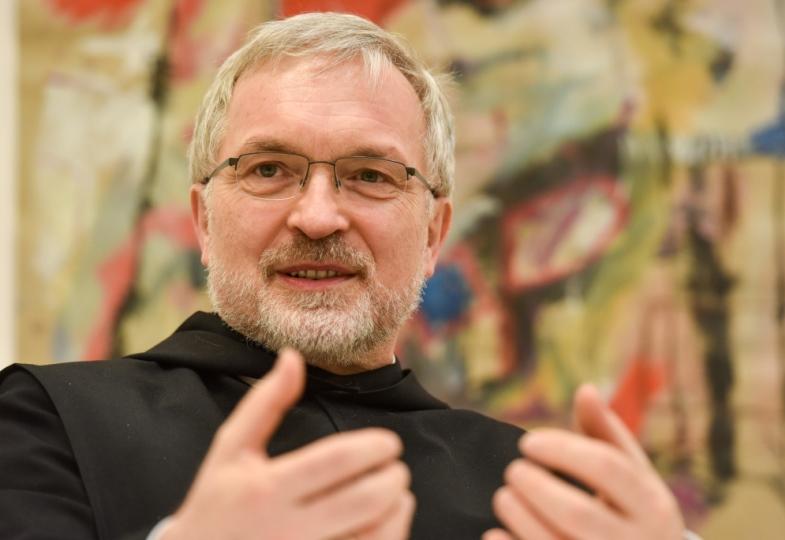 Der Eichstätter Bischof Gregor Maria Hanke.