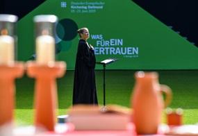 Glück auf und Halleluja: Der 37. Deutsche Evangelische Kirchentag in Dortmund