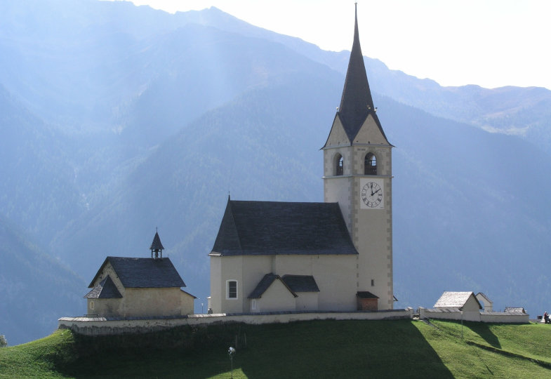 Schweizer Kirchenstatistik