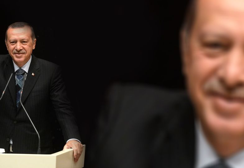 Erdogans Trickkiste