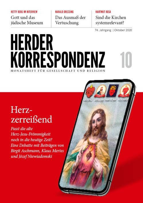 Herder Korrespondenz 74. Jahrgang (2020) Nr. 10/2020