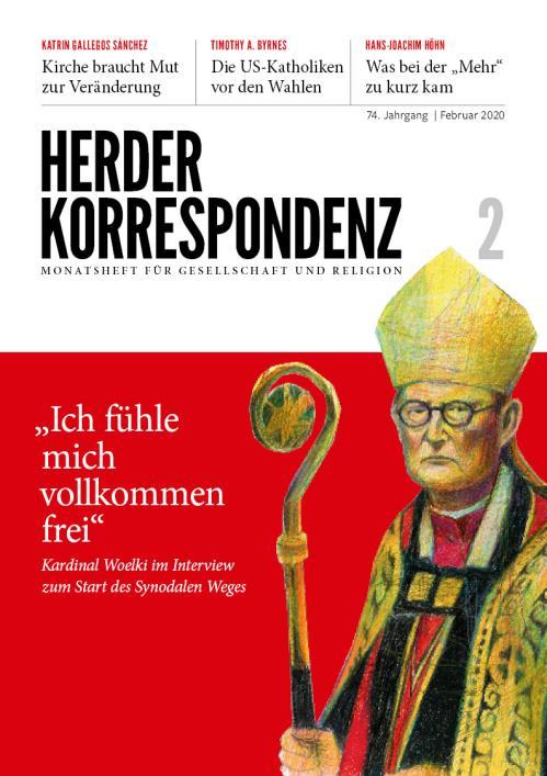 Herder Korrespondenz 74. Jahrgang (2020) Nr. 2/2020