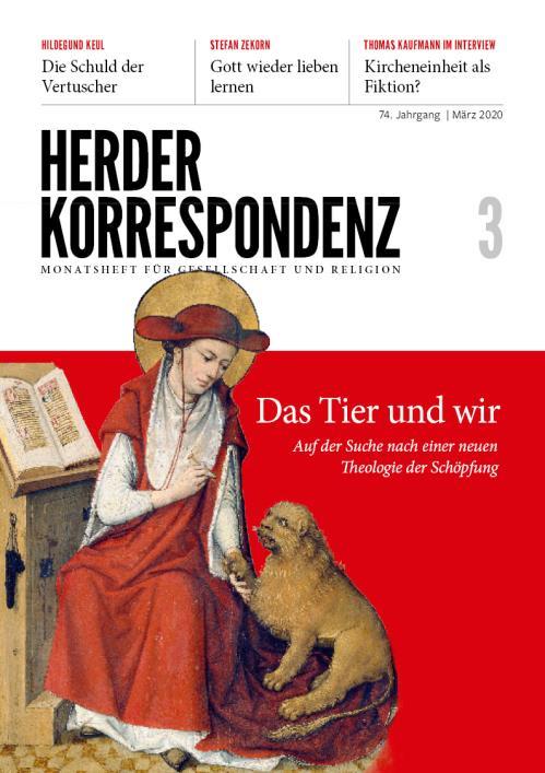 Herder Korrespondenz 74. Jahrgang (2020) Nr. 3/2020