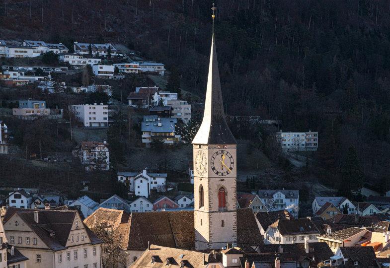 Generalvikar im Bistum Chur abgesetzt