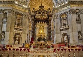 Ostergottesdienste des Papstes