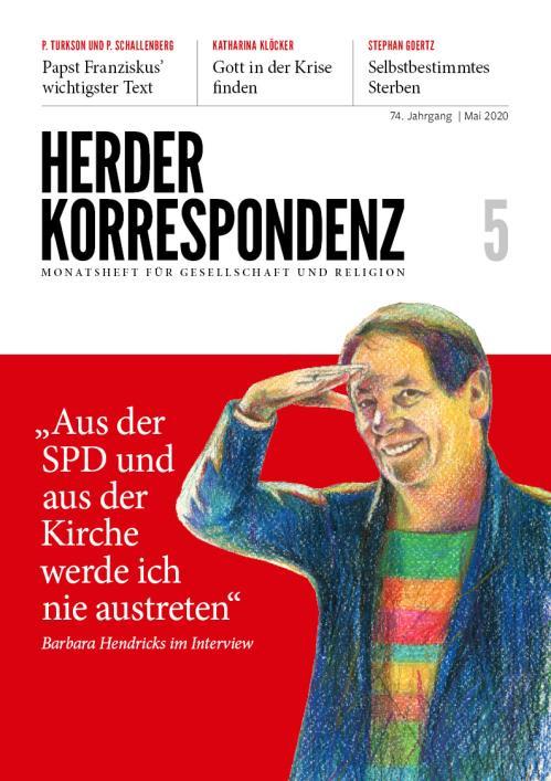Herder Korrespondenz 74. Jahrgang (2020) Nr. 5/2020
