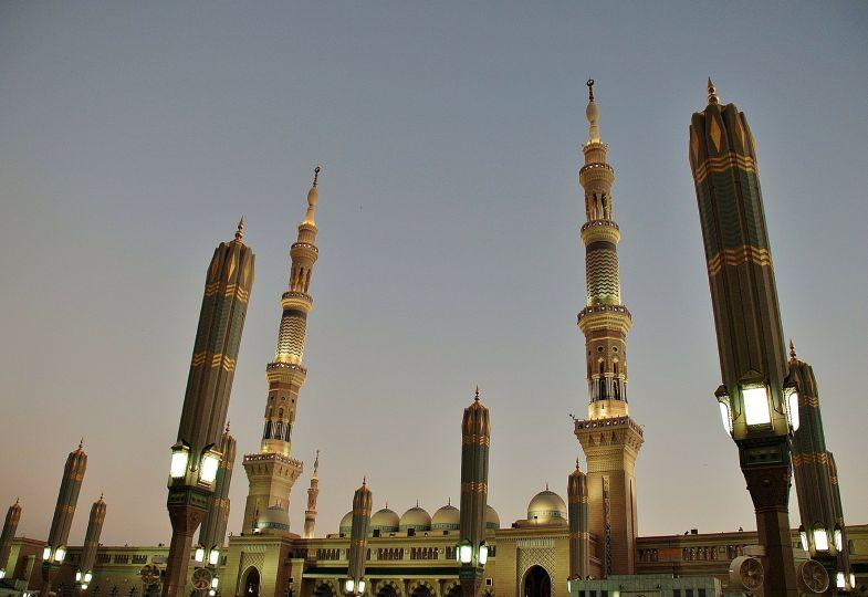 Leere in Mekka