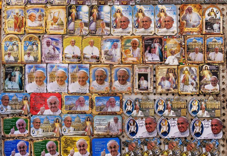 Papa ante Portas