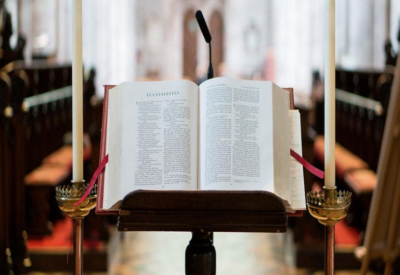 Kein Bibelverständnis ohne Dogmatik