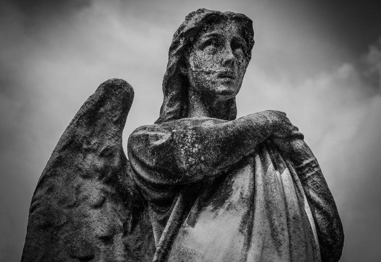 Blumenbergs Engel