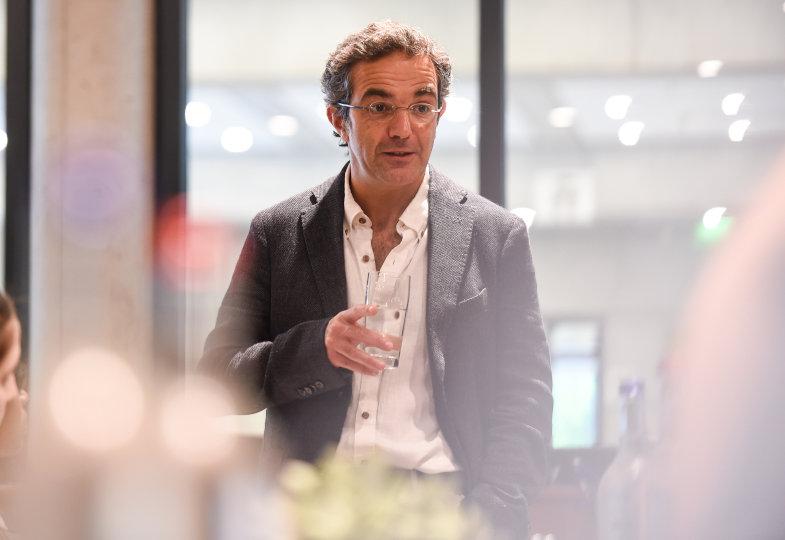 Der Schriftsteller Navid Kermani