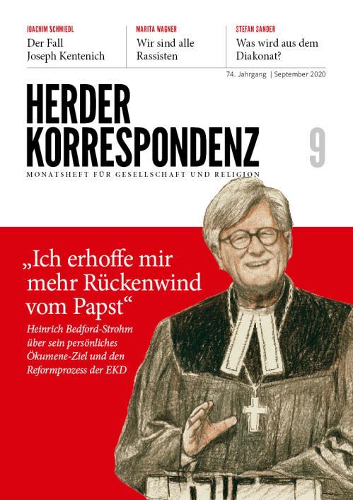 Herder Korrespondenz 74. Jahrgang (2020) Nr. 9/2020