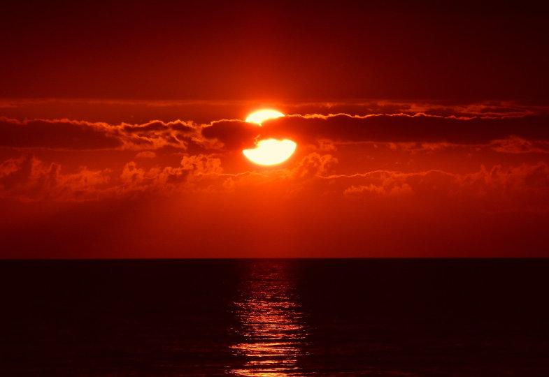 Wenn die Sonne stillsteht