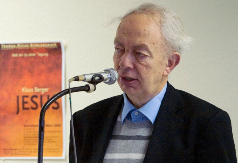Der Neutestamentler Klaus Berger (1940-2020)