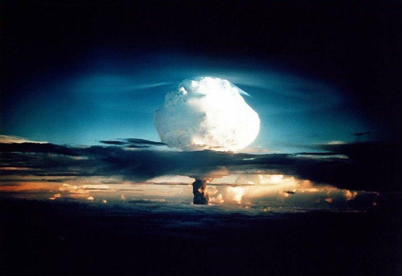 Die Atombombe