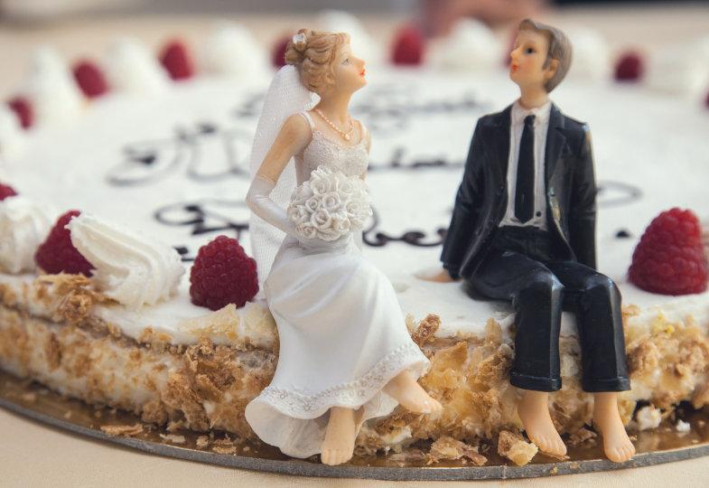 Einfach kirchlich heiraten?