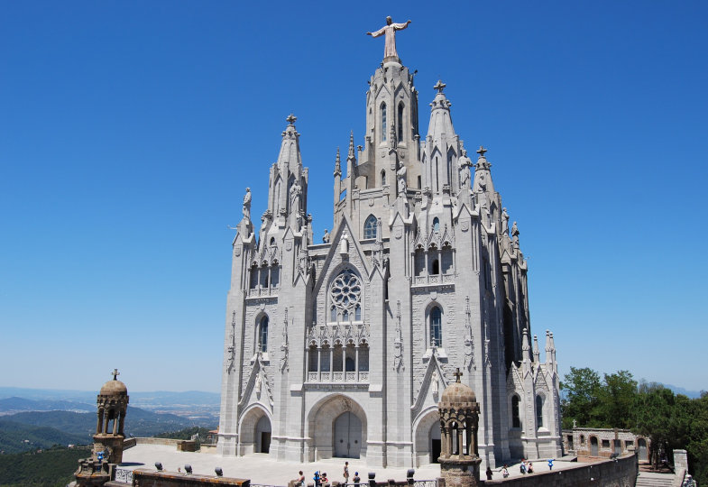 Katholischsein in Barcelona