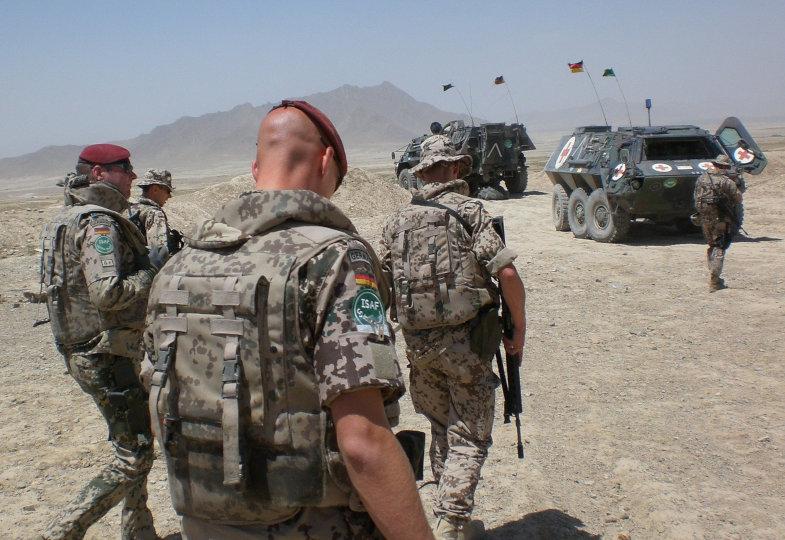 Bundeswehreinsatz im Ausland