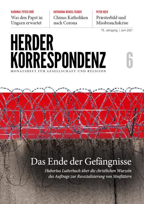 Herder Korrespondenz 75. Jahrgang (2021) Nr. 6/2021