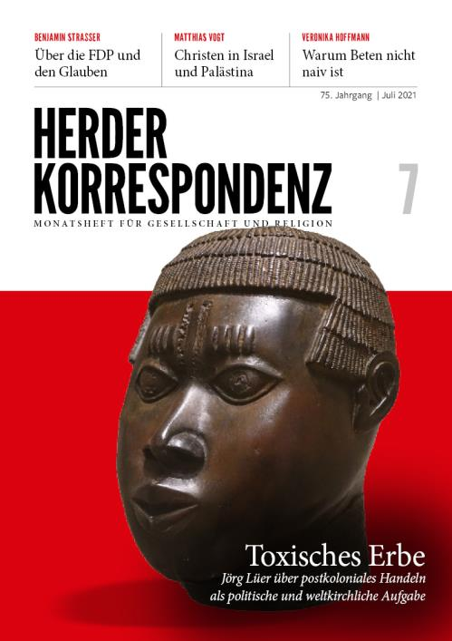 Herder Korrespondenz 75. Jahrgang (2021) Nr. 7/2021