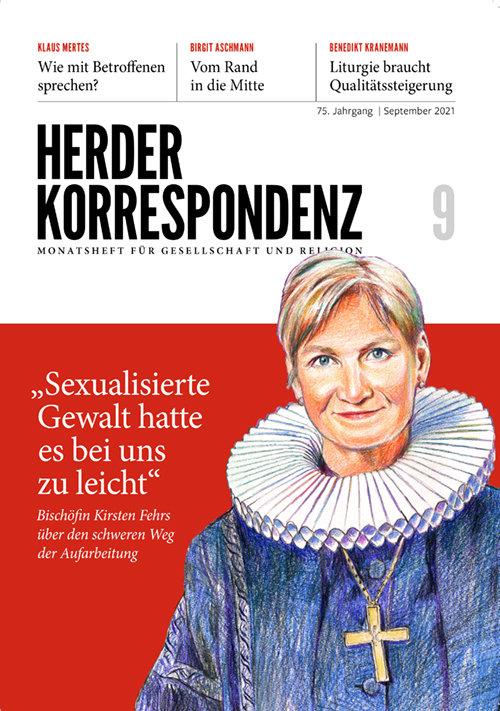 Herder Korrespondenz 75. Jahrgang (2021) Nr. 9/2021