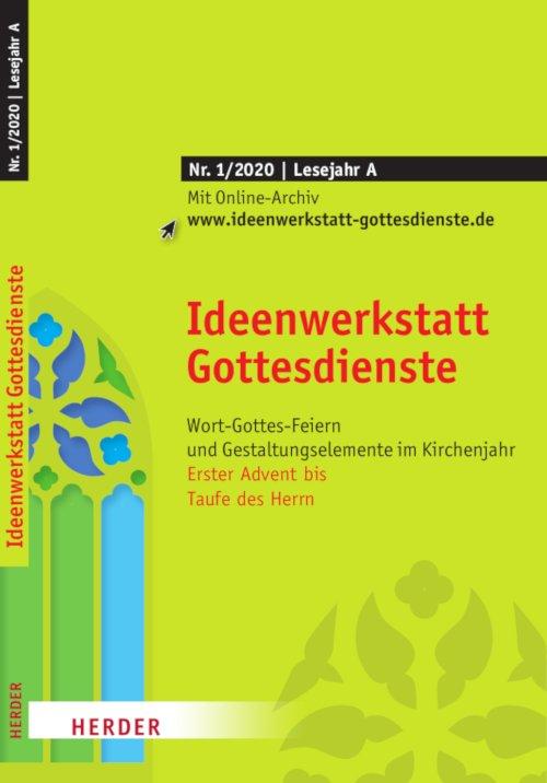 Ideenwerkstatt Gottesdienste 1/2020