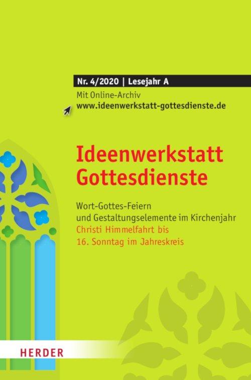 Ideenwerkstatt Gottesdienste 4/2020