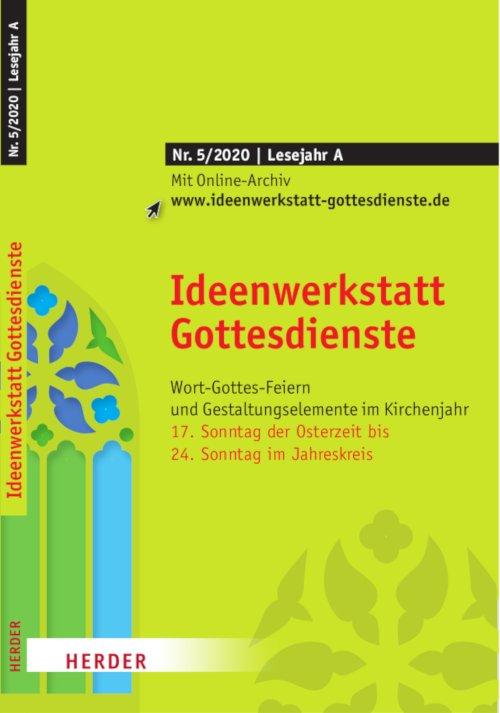 Ideenwerkstatt Gottesdienste 5/2020