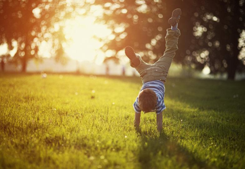 10 Gründe, draußen zu spielen