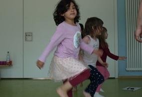 10 Gründe, in der Kita zu tanzen