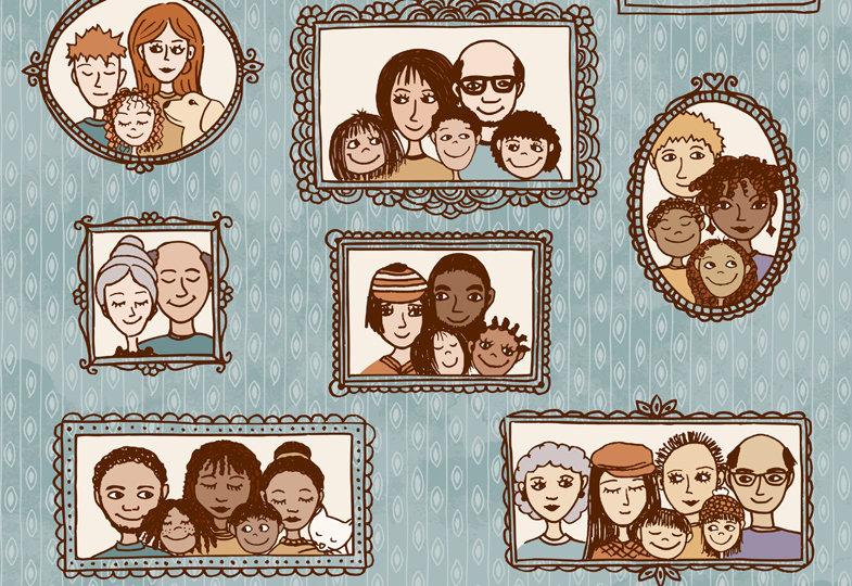 Alles, was Familie ist: Familienrealitäten und -formen in der Kita