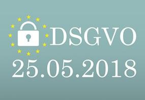 Datenschutz groß geschrieben: DSGVO