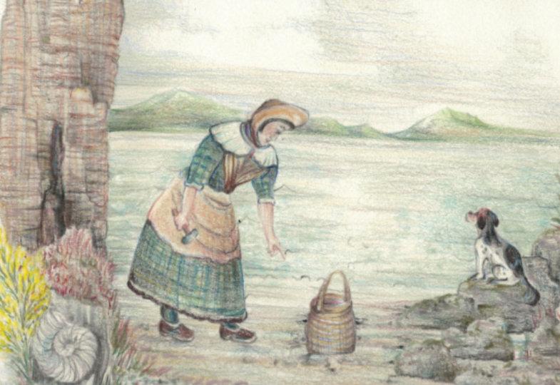 Die Dinoforscherin Mary Anning