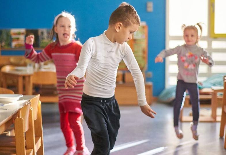 Tanzen in der Kita – mehr als ein Bildungsauftrag