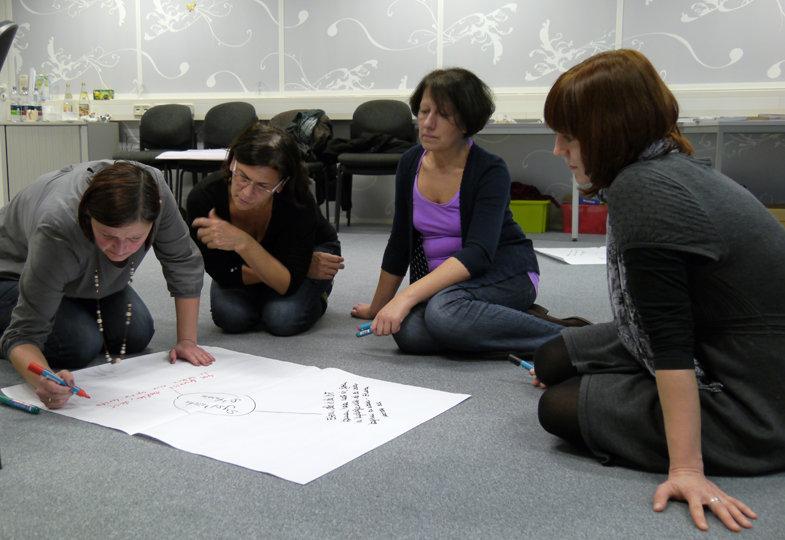 Die pädagogische Konzeption weiterentwickeln